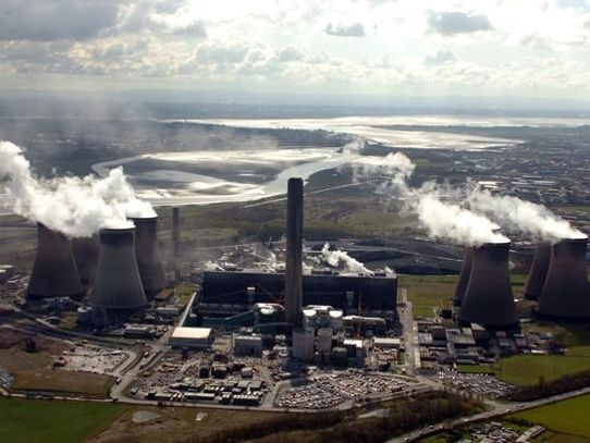 UK Environmental Impacts of Industry