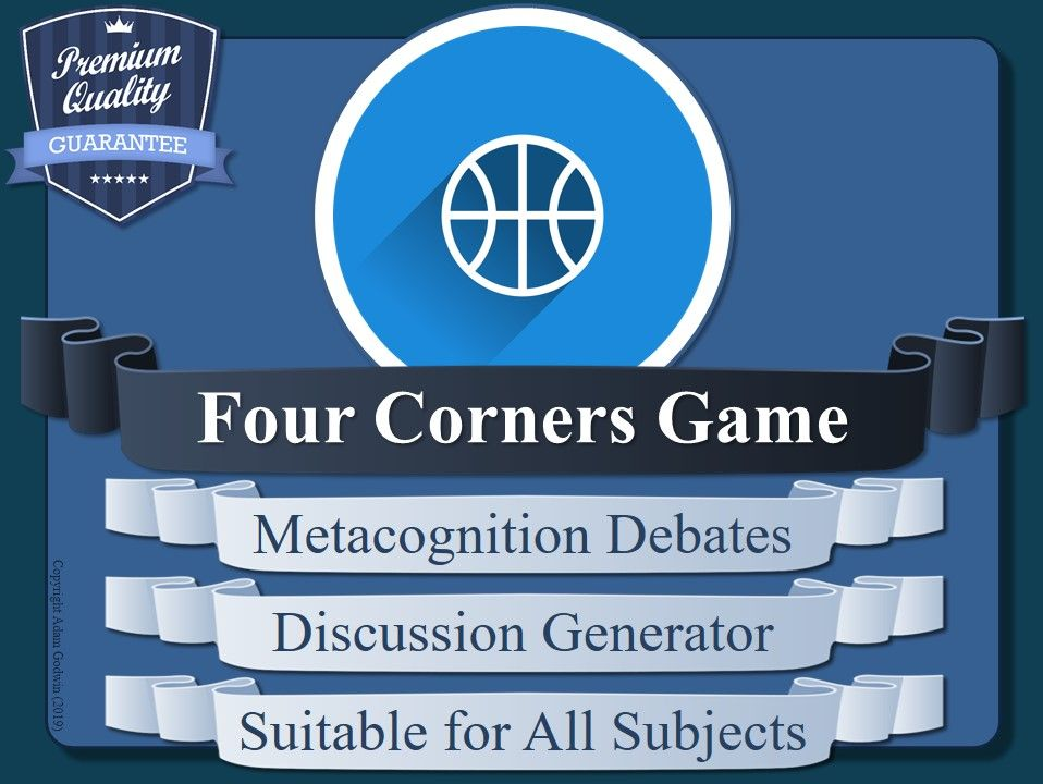 Metacognition Discussion Game