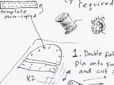 Beanie Hat step-by-step