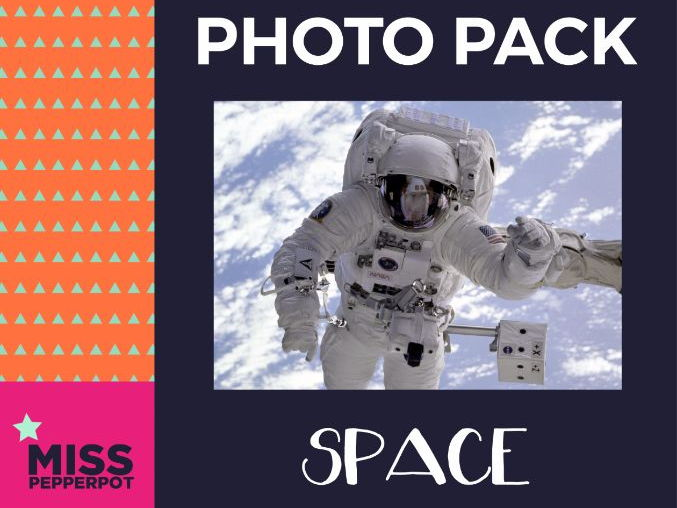 Space Photo Resource Pack