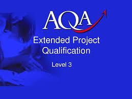AQA 7993 EPQ Training for Staff - EPQ Launch