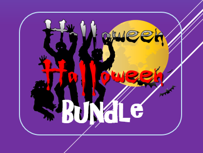 Halloween 2017: Quiz and game bundle.