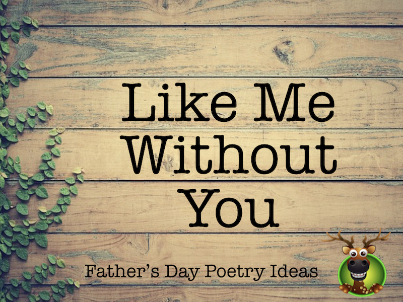 Father's Day Poetry - Word Association Game