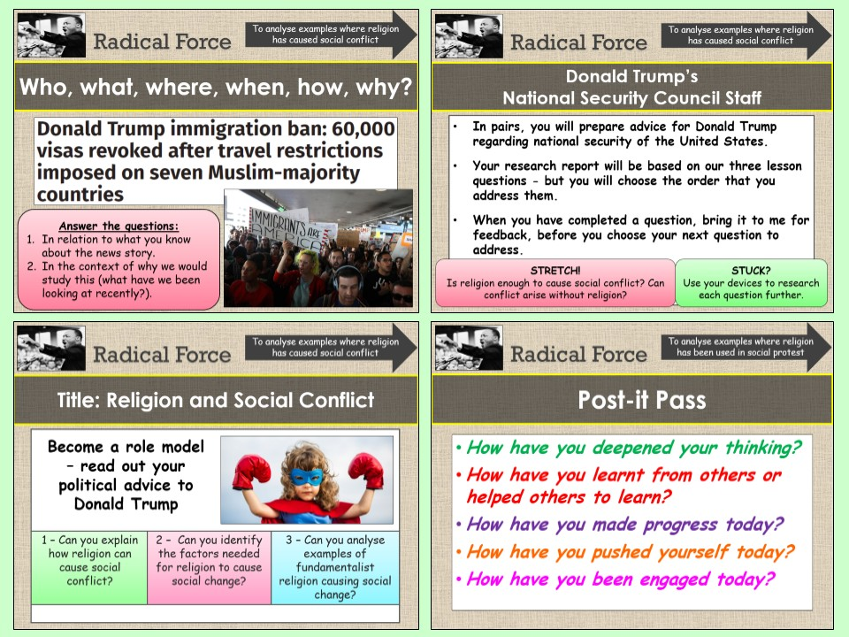 AQA A-level Sociology - Religion and Social Conflict - Beliefs in Society Topic