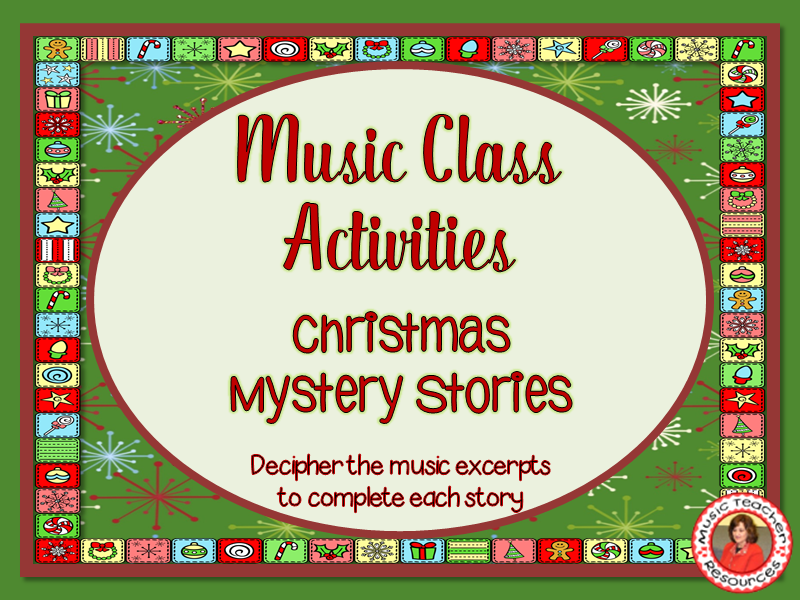 Christmas Music Mystery