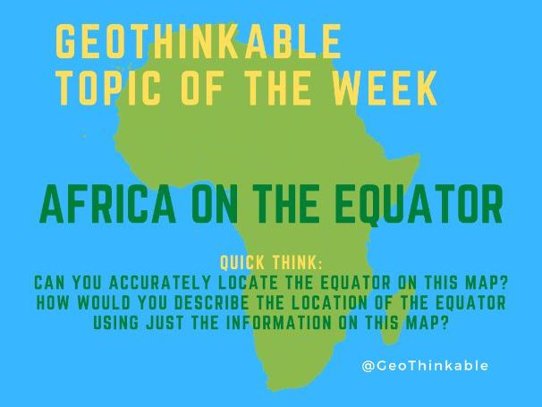Africa on the Equator