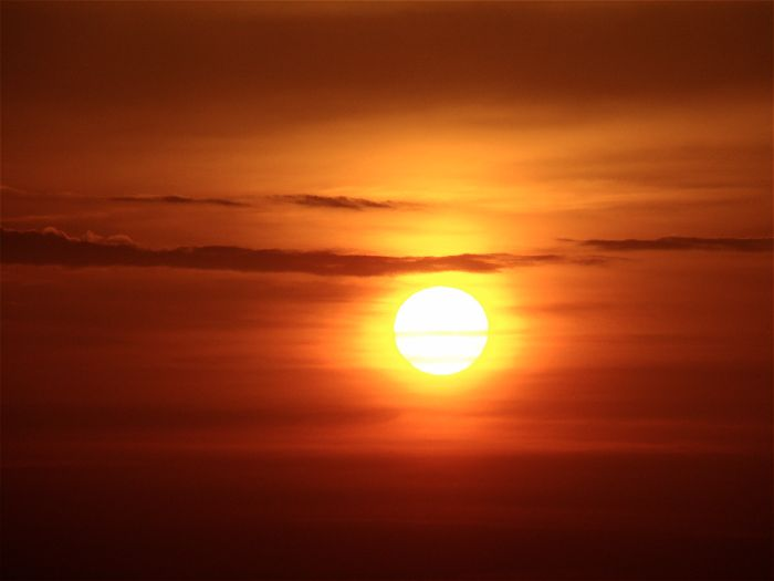 Sunset: Sun and Earth: Photo Collection (Part One)