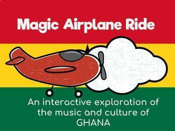 Around the World/Cultural Activity-Ghana Music