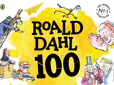 Roald Dahl assembly 'When unexpected things happen'