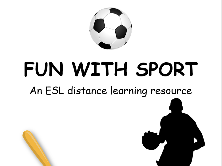 Fun with Sport. Distance Learning