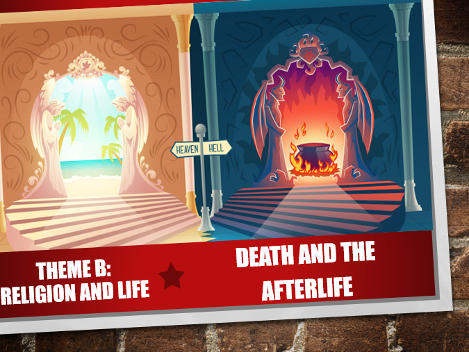 AQA Theme B Religion and Life 8: Death and the Afterlife