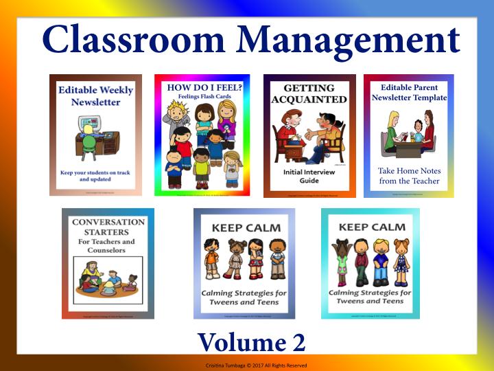 Classroom Management Volume 2