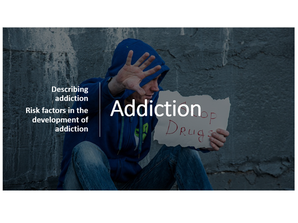 AQA Addiction description and risk factors