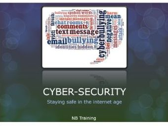 Cyber Security - Guidance for children, young people and adults about how to stay safe online