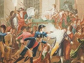 Robespierre's Fall and the Collapse of the Terror