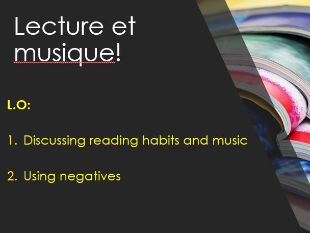 Studio Edexcel GCSE French foundation module 2 unit 3