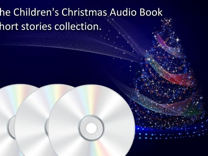 Children's Christmas Audio Book Short Stories Collection Vol 1
