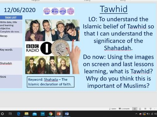 Tawhid - Islam