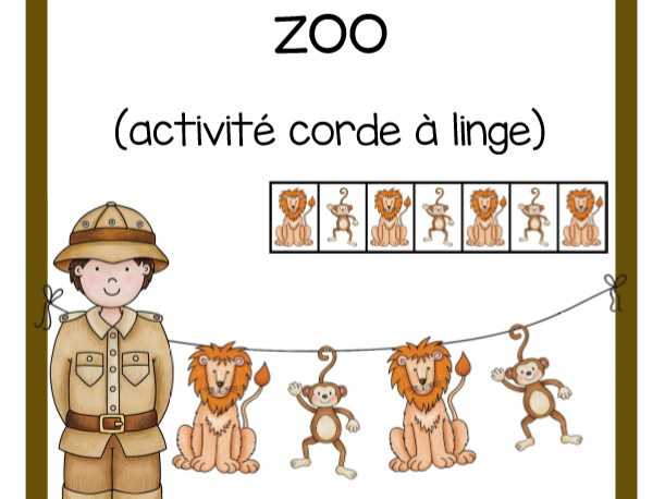 Suites zoo (Zoo Patterns)