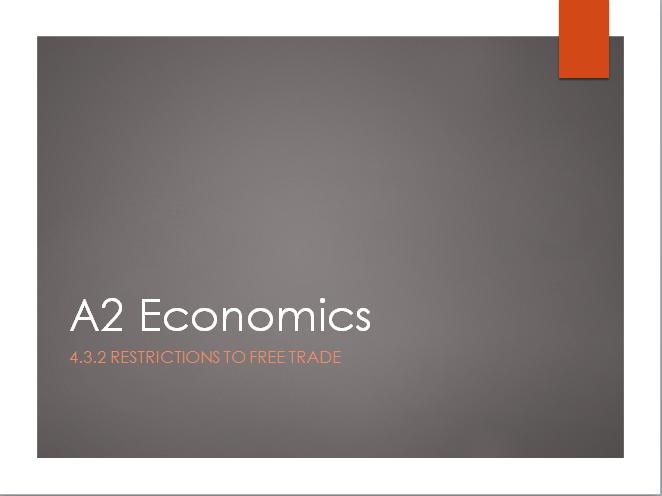 Aqa econ 1 multiple choice question marathon by teachmebiz teaching