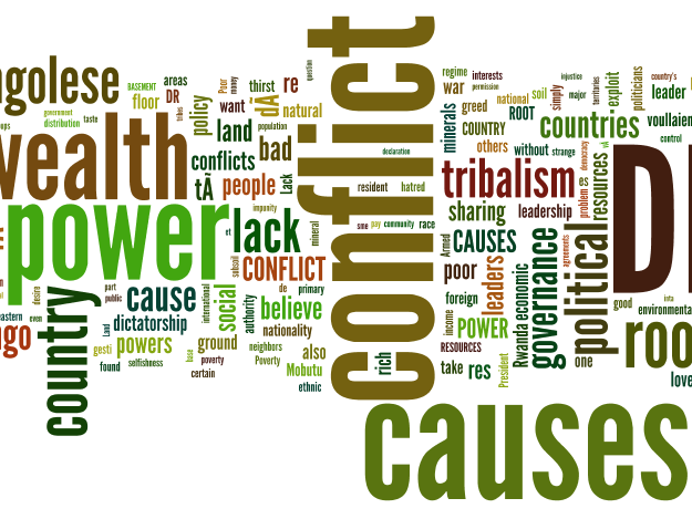 Power and conflicts