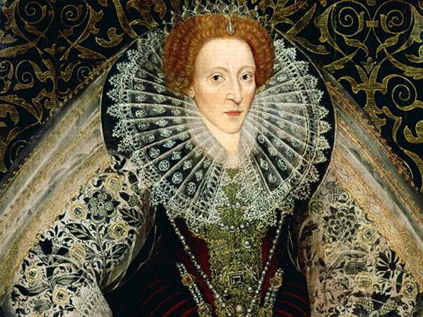 *Updated* The Cult of Elizabeth - Elizabethan Portraits and Propaganda