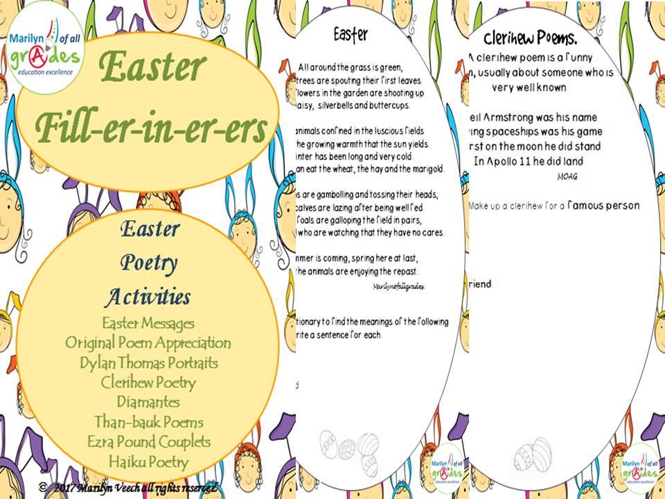 Easter Fill-er-in-er-er