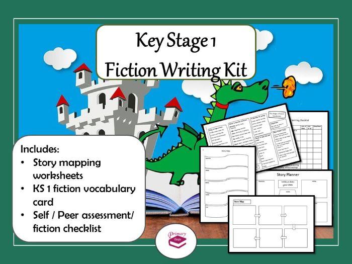 KS1 Story Writing Kit