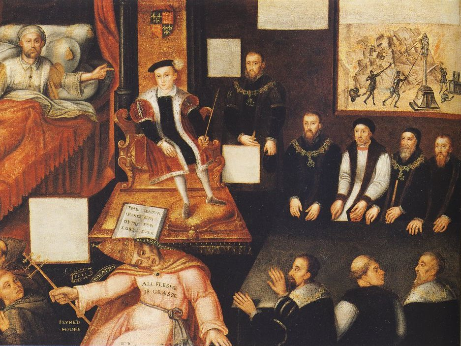 Henry Vlll and his Ministers