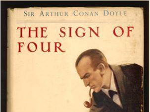 AQA Sign Of Four: Watson Character Sheet.