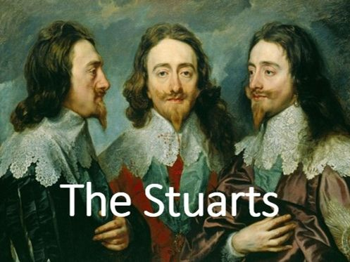 The Stuarts: Full Unit of Study