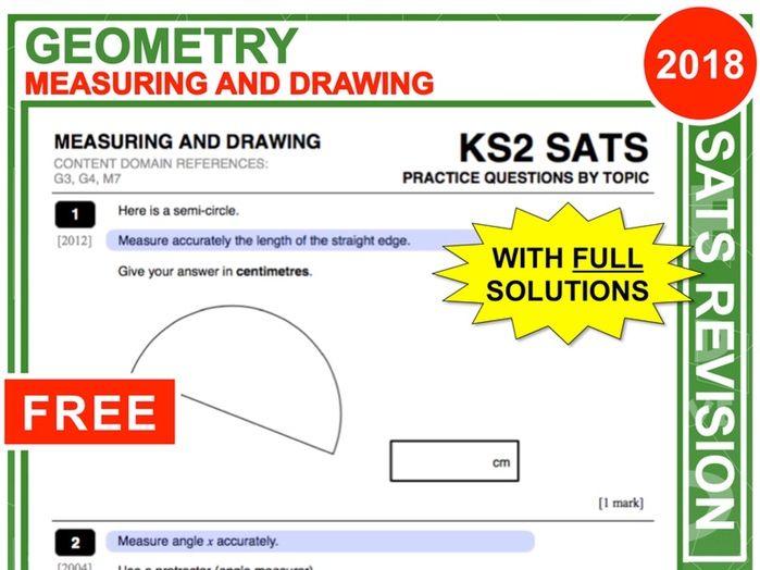 Y6 Maths SATs Revision (Measuring + Drawing)