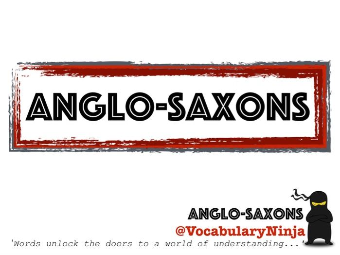 Anglo-Saxon Topic Vocabulary Pack
