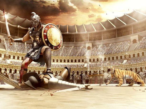 Science/Maths Gladiator