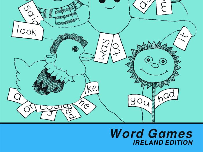 WORD GAMES: Irish Version
