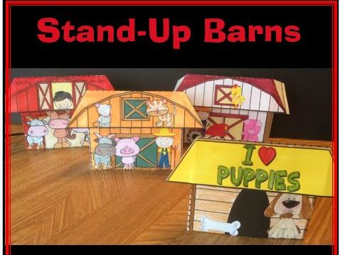 STAND-UP Barns and Dog Houses