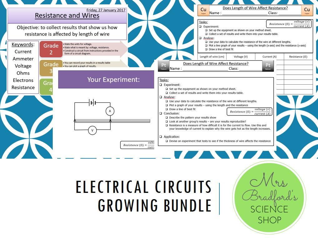 KS3 Electrical Circuits