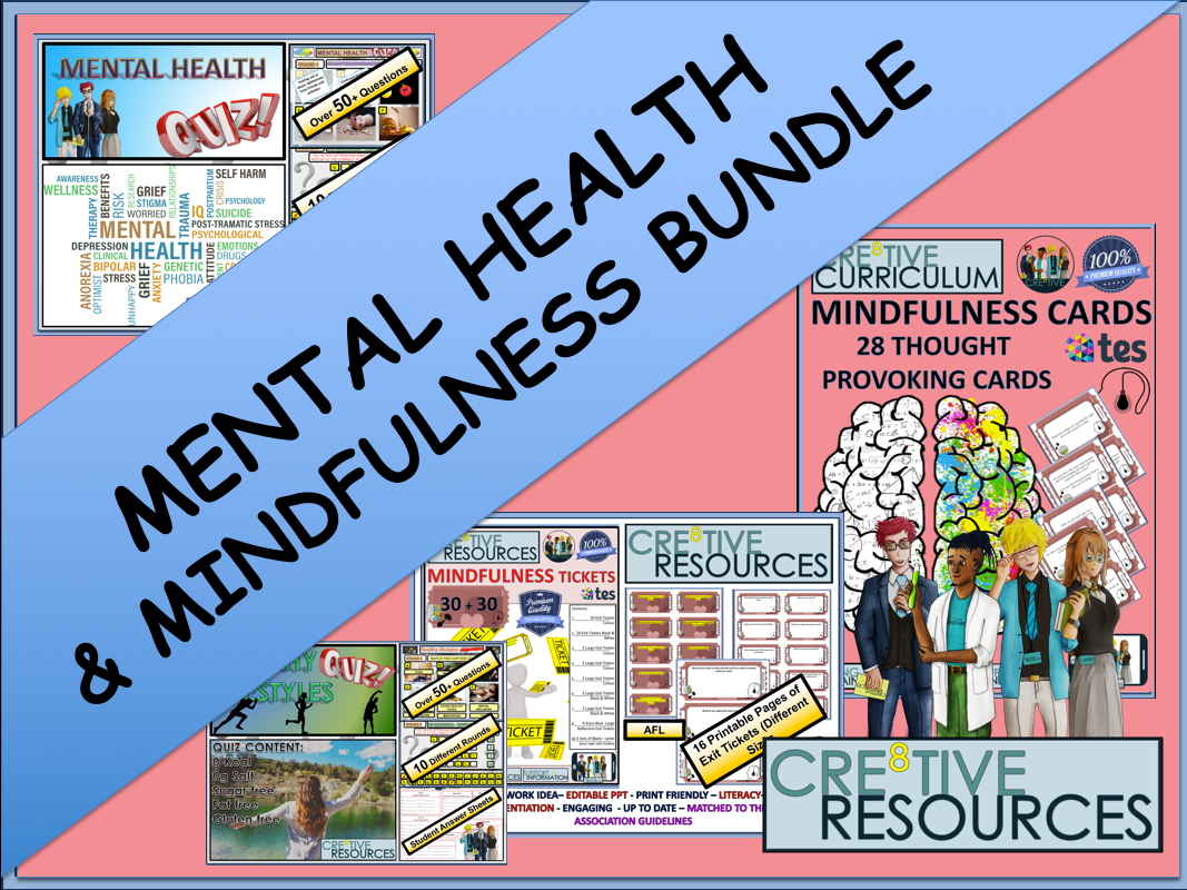 Mental Health + Mindfulness