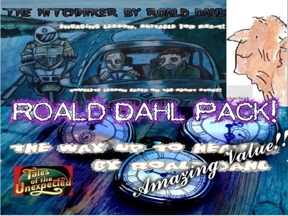 The Roald Dahl Pack