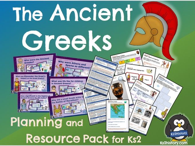 Ancient Greeks Planning
