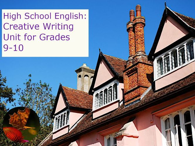 High School English: Narrative and Descriptive Writing Unit for Grades 9-10