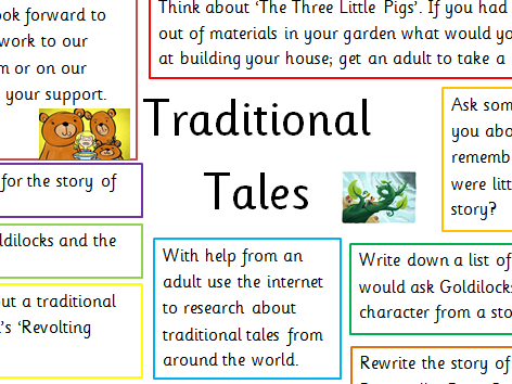 Primary creative writing resources