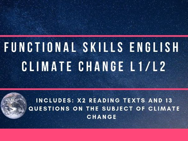 Functional Skills Reading Level Two