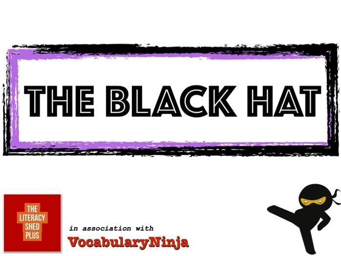 The Black Hat Vocabulary Pack