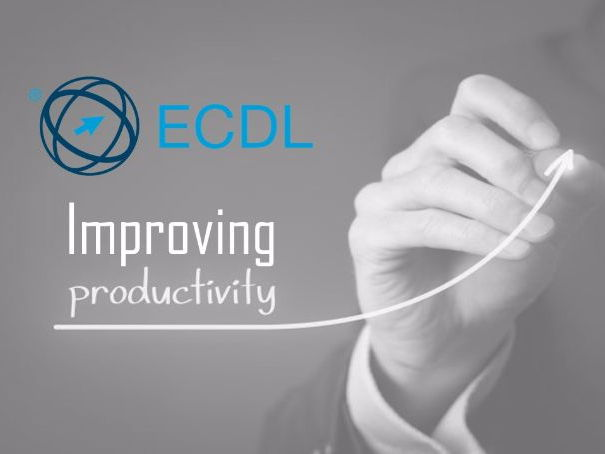 ECDL Improving Productivity Video Tutorials