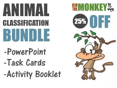 Animal Classification  Bundle