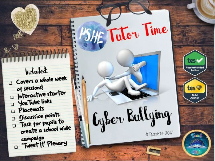 PSHE / Tutor Time : Cyber Bullying