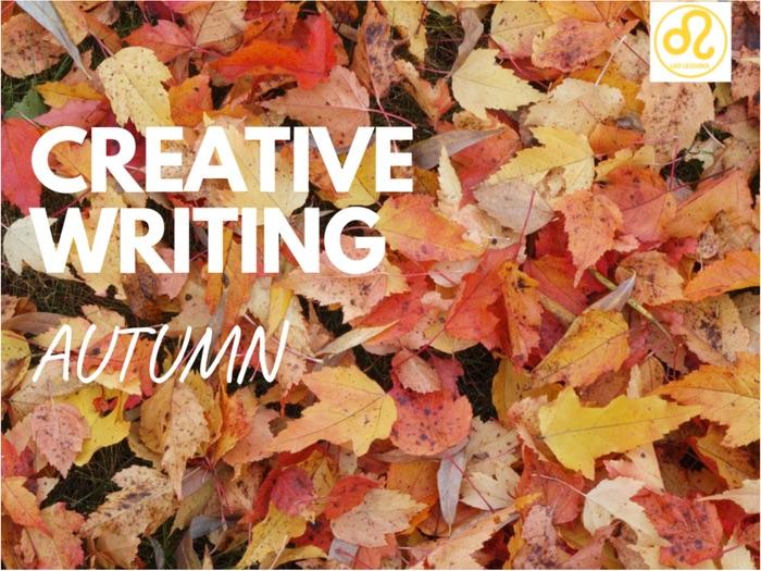 Creative Writing Autumn