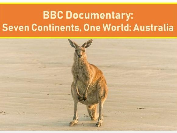 Seven Worlds One Planet - Australia