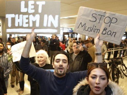Travel Ban - reading comprehension